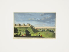 The Royal Castle and Palace of Windsor in Berk-shire