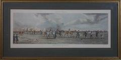 Thomas Sutherland (1785–1838) - A Pair of Aquatints - Racing Scenes