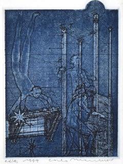 Untitled - Original Etching - 1994