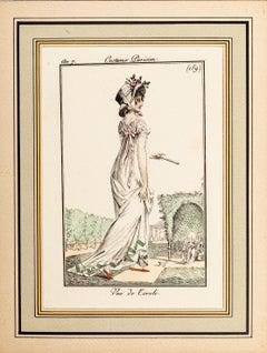 Vue de Tivoli - From Le Journal des Dames et des Modes - 1797