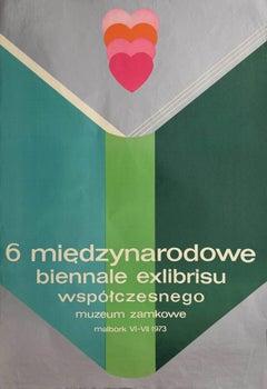 Zamkowe Museum - Vintage Poster - Offset Print - 1973