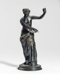 A Grand Tour Bronze model of 'The Venus of Capua', After the Antique