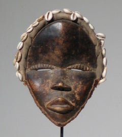 African Dan Mask (Female)