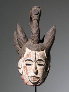 African Igbo (Ibo) Mask