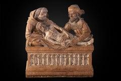 Anonym, Brabantine?, Fragment, the Entombment of Christ