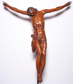 Boxwood Christ corpus around 1600