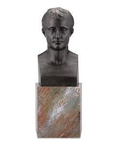 Bronze Bust of Emperor Napoléon