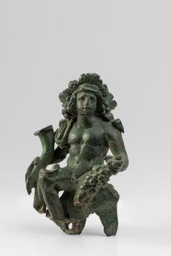 Bronze Figure of Dionysos (Bacchus) Roman Empire 1st Century AD