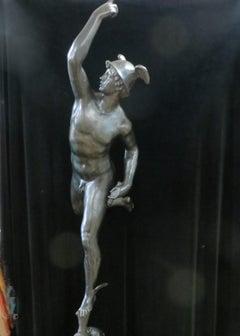 Bronze Hermes