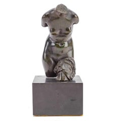 Bronze Torso of Venus