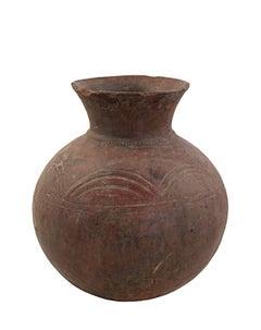 Ceramic Pot - Mossi, Burkina Fasso (Farmer's Water Jug)