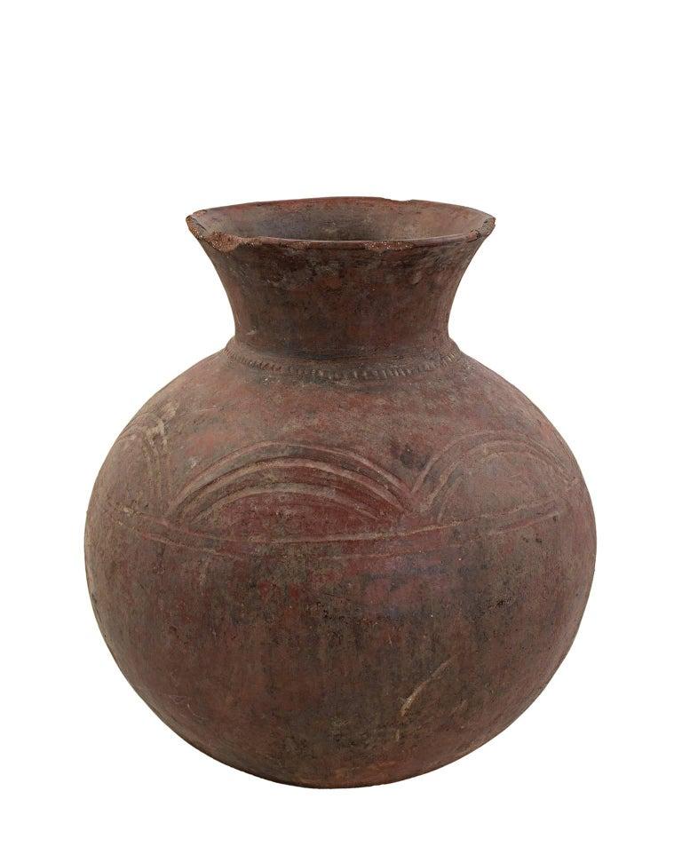"""""""Ceramic Pot - Mossi, Burkina Fasso (Farmer's Water Jug),"""" created in Africa  1"""