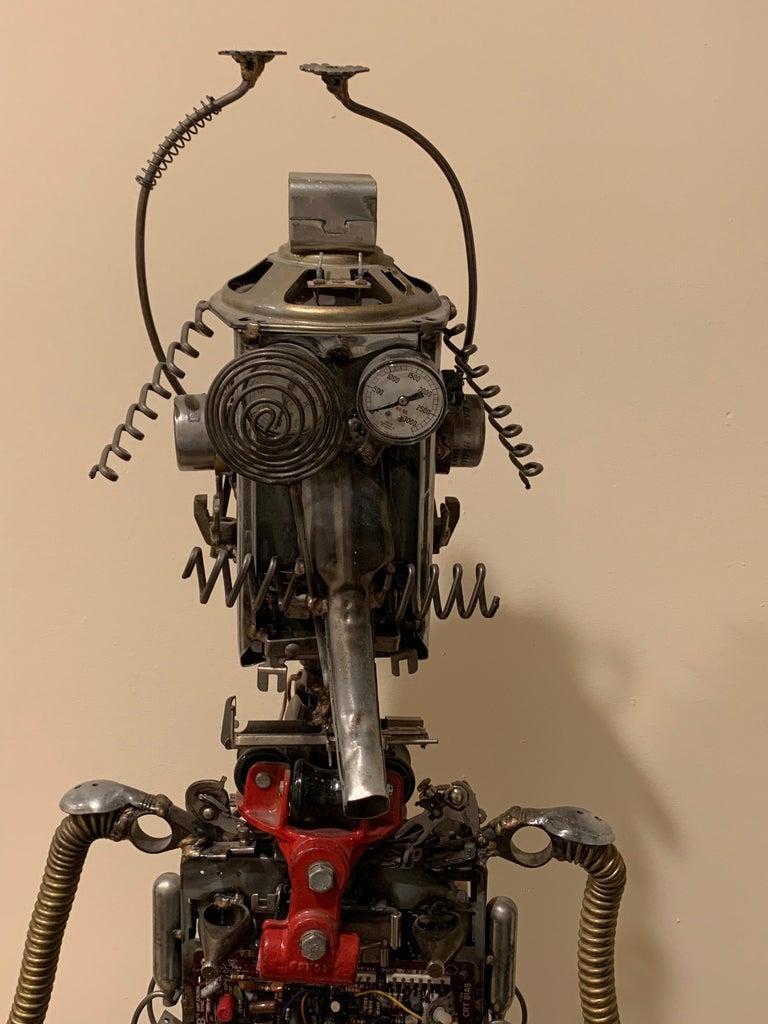 Circuit Man - sculpture  For Sale 1
