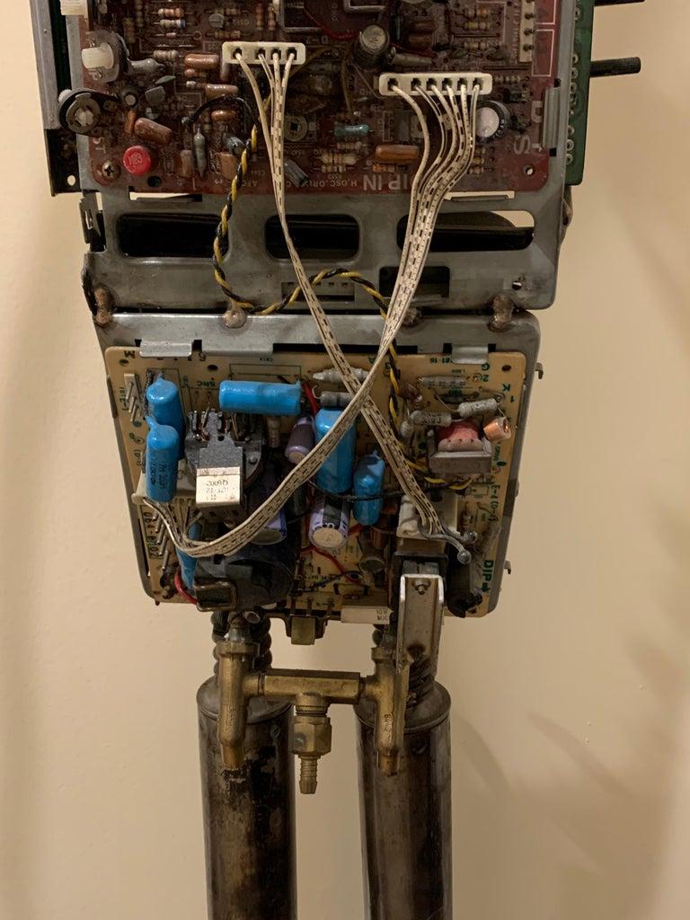 Circuit Man - sculpture  For Sale 6