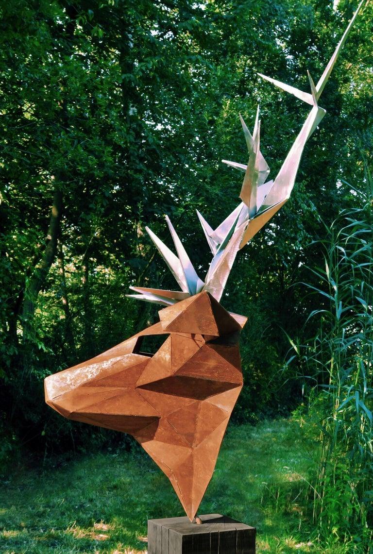 Oudoor Sculpture -