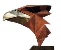 Eagle contemporary sculpture