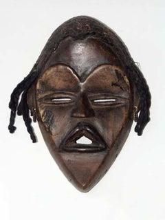 Dan Mask Ivory Coast