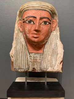 Egyptian Coffin mask