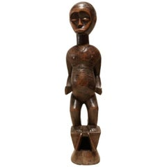 """""""Fertility"""" African Sculpture by the Lobi People"""