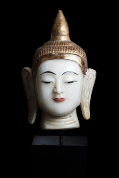 Head of Buddha Shakyamuni 18th/19th century