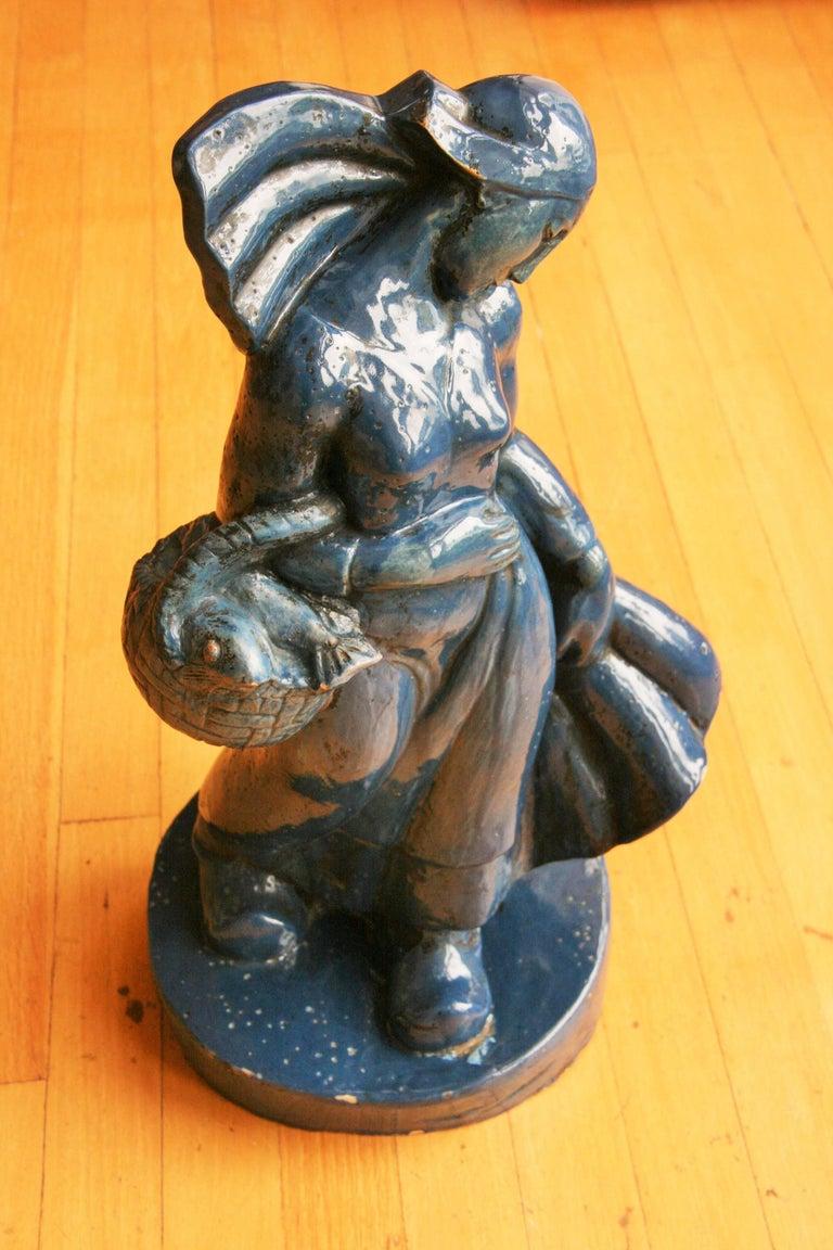 Italian Art Deco Sculpture For Sale 2