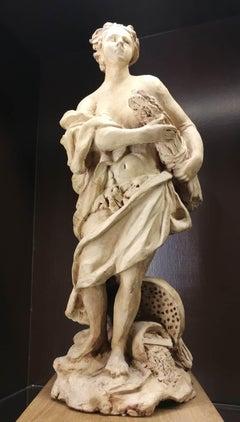 Italian Artist, Ceres, 18th century, terracotta