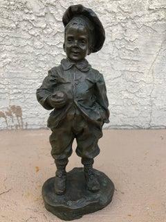 Jose Cardona Ferro Bronze Sculpture