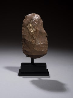Knapped Flint Tool, Egypt, Late Neolithic Period,  6000 - 5100 BC