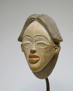 'Lumbo Ogooue Mask' from Ngounie Province in Gabon, Unknown