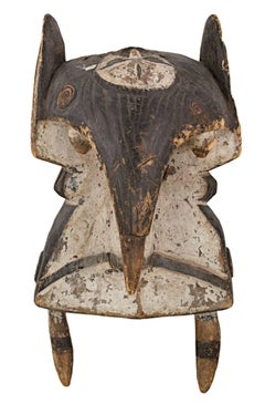 Male Initiation Mask Wawa-Ibo Tribe, Nigeria