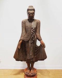 Mandalay Burmese Buddha