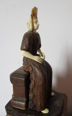 Miniature Figure of a Lady