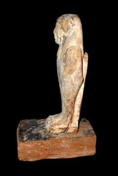 Mummiform figure represents the funerary deity - Egypt - Circa s. VII - III B.C.