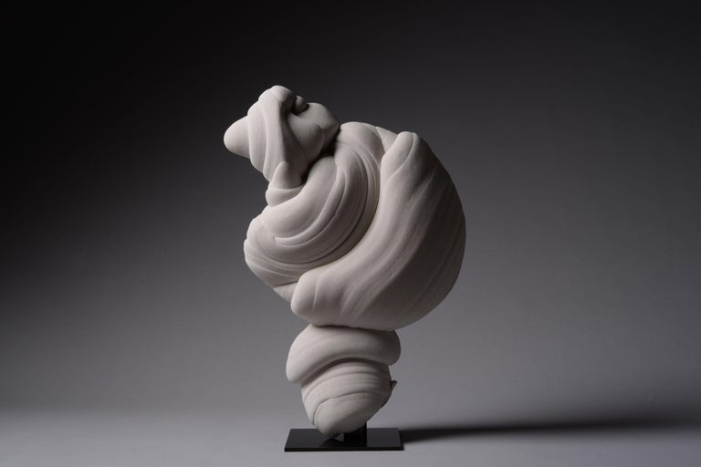 Unknown Abstract Sculpture - Natural Freeform Gogotte Formation Sculpture