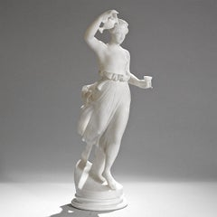 Neoclassical Female Figure