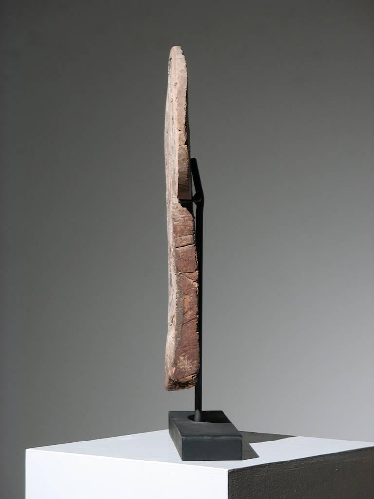 Papua New Guinea Splashboard - Tribal Sculpture by Unknown