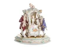Porcelain Group, Germany