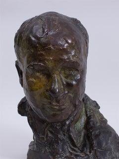 Portrait of George Luks