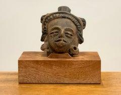 Pre Columbian – Mayan – Kinich Ahau – The Yucatec Mayan Sun God