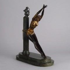 Prisoner of Love (Bronze), Limited Edition, Erte - MINT CONDITION