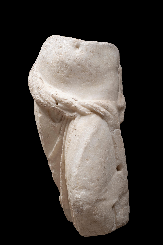 Roman Marble Torso of Aphrodite, 1st 2nd Century AD