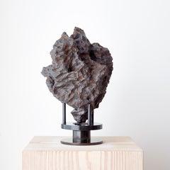 Sculptural Iron Meteorite from Morasko Poland