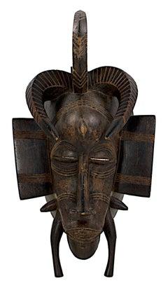 Senufo Dance Mask - Ivory Coast
