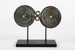 Spiral fibula, Hallstatt, 1st Iron Age, Bronze, Sculpture, Antiquities, Design