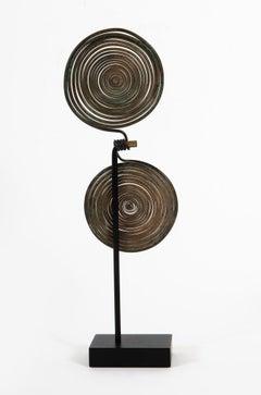 Spiral fibula, Hallstatt, 1st Iron Age, Bronze, Sculpture, Design, Antiquity