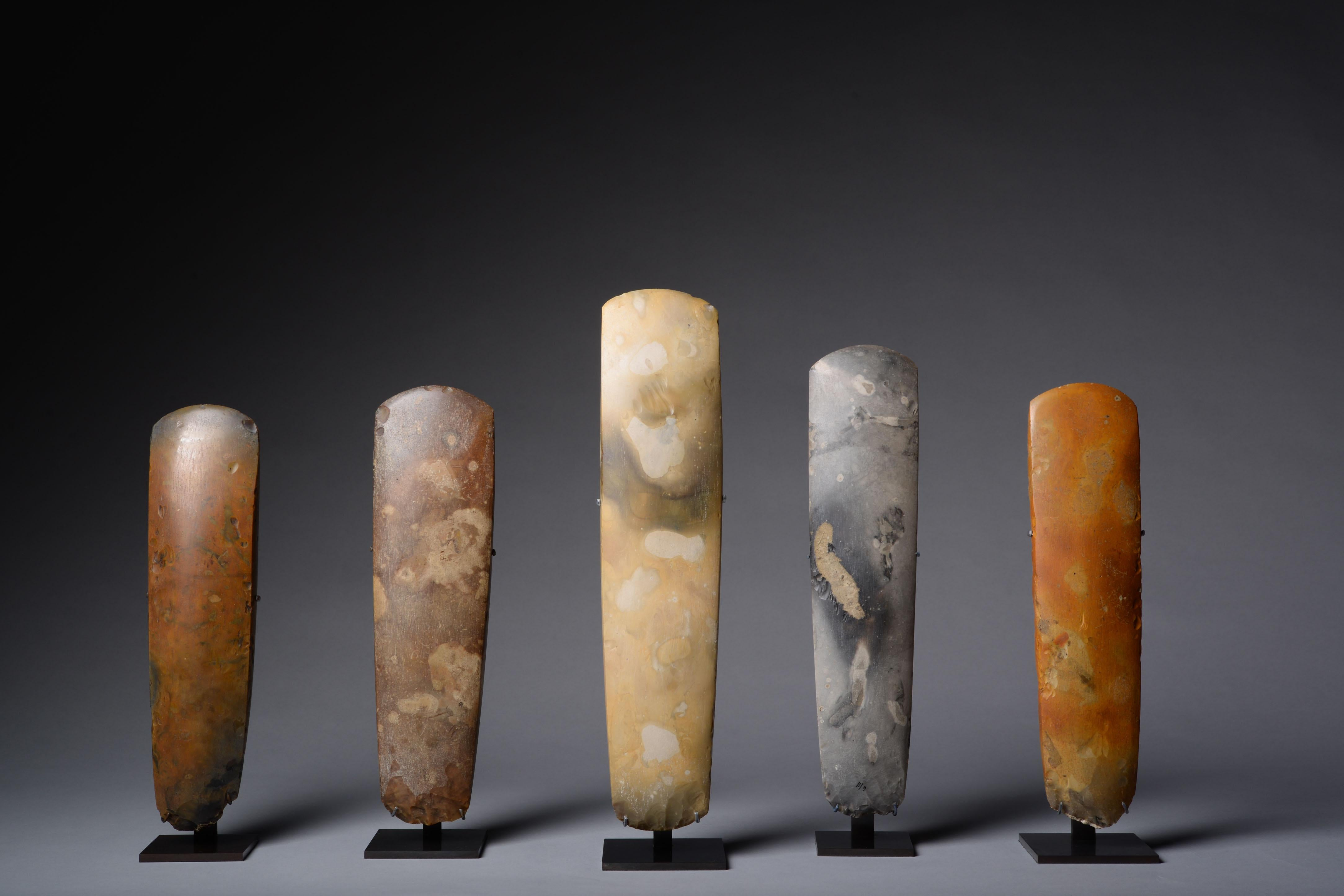 Stone Age Ceremonial Axes