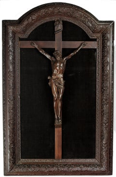 Superb French Regency Period Christ from the Nancy School