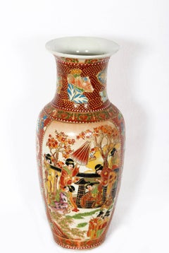 Women in the Garden, Vase
