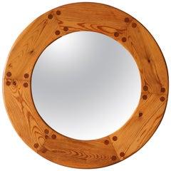 Wood Mirrors