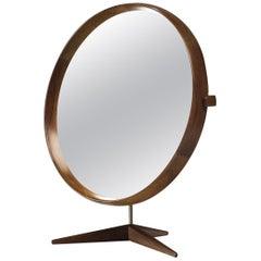 Uno & Osten Kristiansson Round Mirror